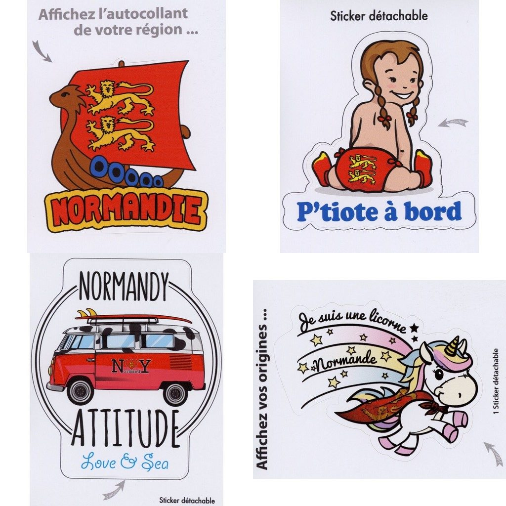 Catégorie Stickers